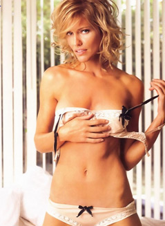 Tricia Helfer - Bangable Girl