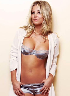 Kaley Cuoco - Bangable Girl
