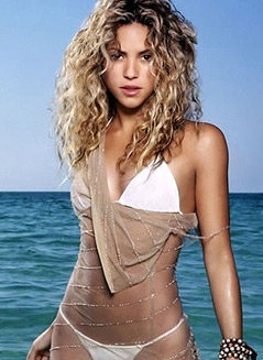 Shakira - Bangable Girl